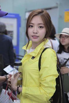 140727 Naeun at Incheon Airport