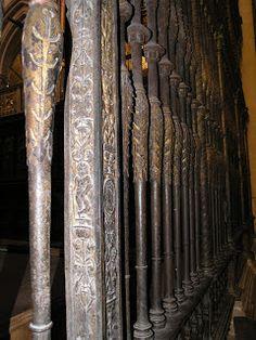 Photoinvestigacionchema: Visitaguiada por el siglo XVI en la Catedral de Cu...