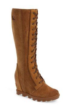 a9642d6a345d9 New Sorel Joan Arctic II Waterproof Wedge Boot (Women) - Fashion Women Boot  online