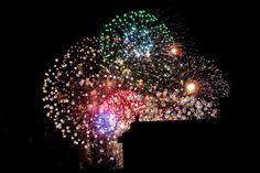 Fireworks in Berlin Marienfelde   Flickr - Photo Sharing!