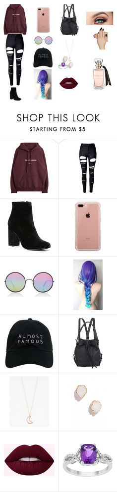 """""""Sin título #269"""" by karenrodriguez-iv on Polyvore featuring moda, WithChic, Witchery, Belkin, Sunday Somewhere, Nasaseasons, Opening Ceremony, Full Tilt, Kendra Scott y Static Nails"""