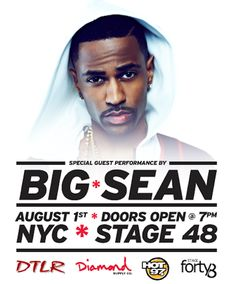 """low priced 7e144 8038d Big Sean amp Bun B Perform  Coors Lights """"Search For The Coldest"""""""