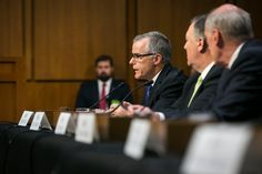 May 12, 2017 - NYTimes.com - Acting FBI director contradicts White House on Russia and Comey