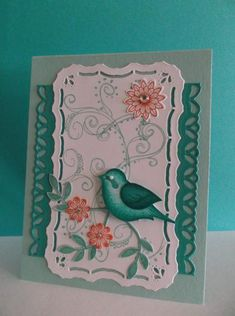 Doodle Friendship by stampin'nana - Cards and Paper Crafts at Splitcoaststampers