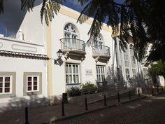 Biblioteca em São Brás de Alportel, Portugal