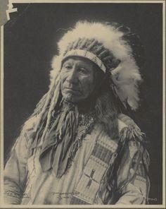 Chief American Horse, Sioux,1989_ Frank A. Rinehart