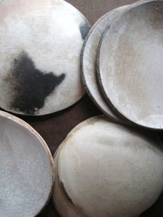 ceramic plates by ClayWoodStone.