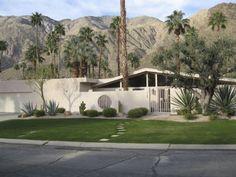 Palm Springs mid-century