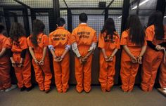 women's orange prison jumpsuit | Juvenile Offenders Sentenced To Life Can Face Harsher Treatment Than ...