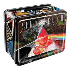 Pink Floyd Dark Side of the Moon Tin Lunch Box