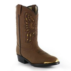 Cody James® Youth Phoenix Western Boots. Also available in Children and Infant/Toddler sizes.