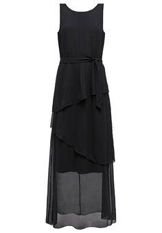 Maxi dresses Vila VIKKEM - Maxi jurk - black Zwart: € 32,95 Bij Zalando (op 16-1-16). Gratis bezorging & retournering, snelle levering en veilig betalen!