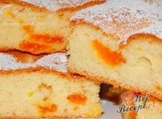 Nejlepší recepty na ty nejlepší moučníky (str. 10 z 67) | NejRecept.cz Czech Recipes, Ethnic Recipes, Torte Cake, Strudel, Sponge Cake, Cake Cookies, Cornbread, Biscuits, Cheesecake