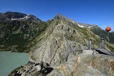 Triftbrücke – Wanderhighlight im Gadmertal – Linas Travelblog Half Dome, Switzerland, Mount Everest, Mountains, Nature, Travel, Mountain Range, Communities Unit, River