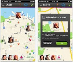child monitoring app iphone
