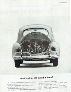 1963 Volkswagen Ad