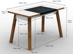 Apple Inspired Home Office Furniture | Design Reviver