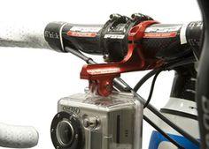 K-Edge Go Big Pro Handlebar Mount is een mount ontworpen om de GoPro camera veilig vast te zetten. Dit is de zelfde bevestiging die gebruikt worden bij onze stu...