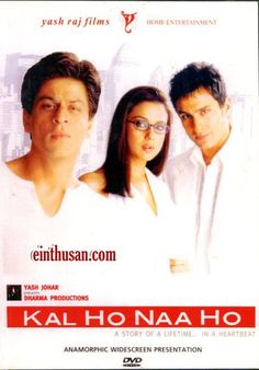 Kal Ho Naa Ho Hindi Movie Online - Shahrukh Khan, Saif Ali Khan, Preity Zinta and Jaya Bachchan. Directed by Nikhil Advani. Music by Shankar-Ehsaan-Loy. 2003 [U] BLURAY ULTRA HD ENGLISH SUBTITLE Kal Ho Na Ho Hindi Movie Online