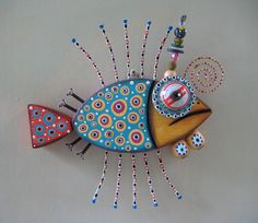 Twisted Perch, Original Found Object Sculpture, Wood Carving, Wall Art, by Fig Jam Studio Love this man's work!
