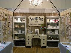 Booth Design by Blue Tulip Design