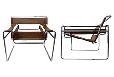 Wassily Chairs by Marcel Breuer, Pair on OneKingsLane.com