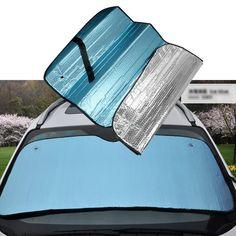 Winter Anti Frost Car Windscreen Snow Ice Cover Fits VAUXHALL ANTARA SE 07-