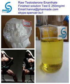 Injectable raw Testosterone Enanthate  250 Test E300/Testosterone Enanthate for injection