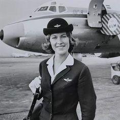 #BringingBackTheGlamour 1960's KLM Royal Dutch Airlines ✈
