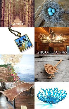 inspired by nature, a Creative Spirit treasury by Jen on Etsy--Pinned with TreasuryPin.com