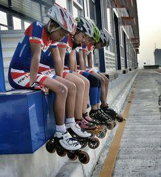 Pray before training  #venividivici #training #love #speedskating
