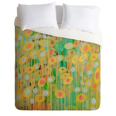 Stephanie Corfee Sundrops 2 Duvet Cover | DENY Designs Home Accessories