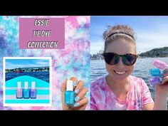 The new Essie Tie Dye Collection is an Ulta Exclusive Collection of 3 gorgeous shimmers. Read on for more info on these beauties!