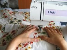 Free Motion Quilting Tutorial ---- by Geta Grama. It's an outstanding tutorial . . . THANK YOU!!!!!