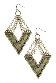 DYT Type 3 Huntress Earrings - Just love them!