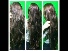 How To Grow Your Hair Faster And Longer!DIY Hair Mask for Dry Hair - YouTube