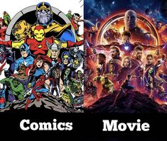 Marvel Avengers Infinity War - New Tutorial and Ideas Marvel Avengers, Marvel Funny, Marvel Dc Comics, Marvel Heroes, Avengers Memes, Marvel Women, Comic Movies, Marvel Movies, Geeks