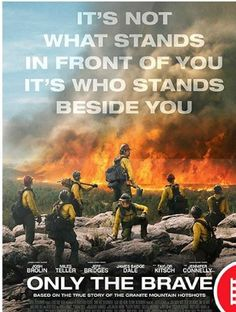 RIVIEW FILM: Rivew Film Only The Brave