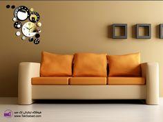 ساعت دیواری آینه ای آویسا یک ساعت دیواری شیک از جنس پلکسی گلاس در ابعاد 55*70 سانتی متر است. موتور ساعت دیواری فانتزی آویسا دارای 2 سال گارانتی است.