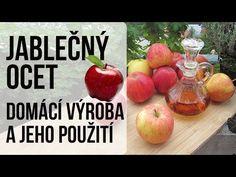 (112) Jablečný ocet - domácí výroba a jeho použití - YouTube Peach, Apple, Fruit, Apple Fruit, Peaches, Apples