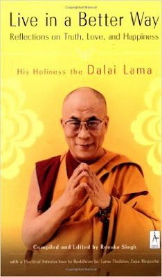 Live in a Better Way: Reflections on Truth, Love, and Happiness by The Dalai Lama. Dalai Lama Books, Introduction To Buddhism, Religious Tolerance, Education World, English Book, Penguin Books, Reading Online, Audio Books, Reflection