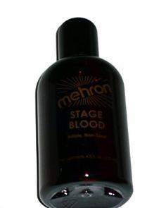 Mehron Dark Venous Stage Blood #152, 4.5 Ounce