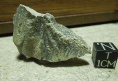 Rare Serpent Mound Crater - shattercone specimen (meteorite impact) SOLD- #serpentmound #impactite #impactites #meteorite #meteorites #crater #shattercone #geology