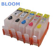 For HP 178 HP178 refillable ink cartridge For HP Photosmart C6380/C6300/C5300/C5383/C5380/C6383/D5460/D5400/D5463 printer  EUR 9.17  Meer informatie  http://ift.tt/2qURckN #aliexpress