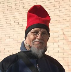 La barretina o el gorro catalán es un sombrero de lana en forma de bolsa, habitualmente de color rojo o morado, y a veces con una franja negra alrededor de la abertura, que en principio solía ser símbolo de marineros y judíos. Su origen puede radicar en el gorro frigio.