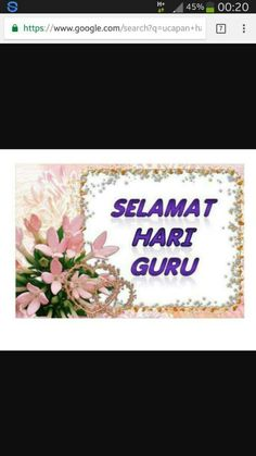 20 Selamat Hari Guru Ideas Selamat Hari Guru Guru Teachers Day