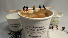 Kaffeeklatsch mit kleinen Freunden