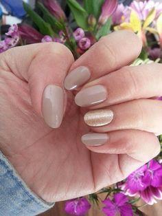 Oval Nails Long #DIYNailDesigns