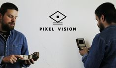 Pixel Vision - The handmade portable game system by Love Hultén — Kickstarter