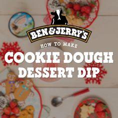 Cookie Dough Dessert Dip